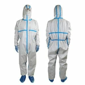Protective coverall in Doha Qatar